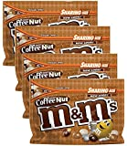 M&M's Coffee Nut Chocolate Candy, 9.6 oz (Pack of 4)