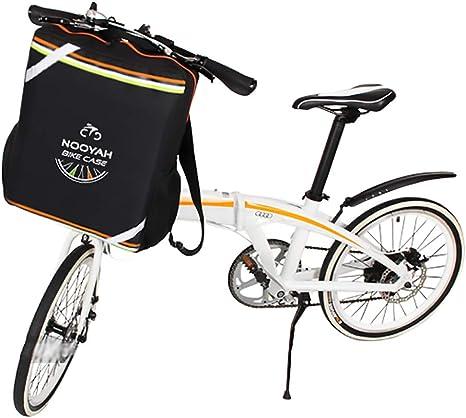 ASUD Bolsa de Almacenamiento para Bicicleta 600Dx600D Bolsa de ...