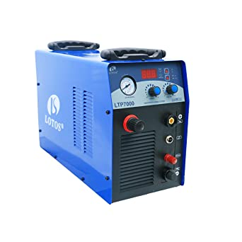 Amazon.com: Lotos LTP7000 Cortador de plasma de aire, corte ...