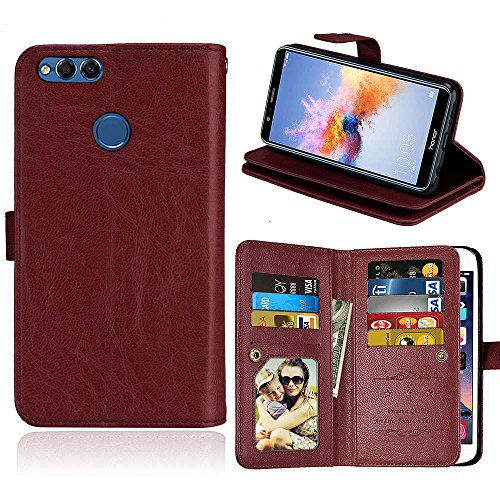 Huawei Honor 7X - Man Protective Shell Wallet Style for sale  Delivered anywhere in USA