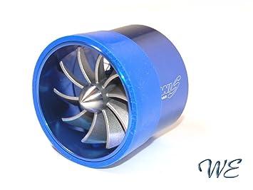 SIMOTA aire TUV/CE Super espiral Turbo ventilador neak ct-526 tamaño 55 - 64 mm: Amazon.es: Coche y moto