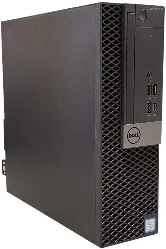 Dell Optiplex 7050 | Small Form Factor | Intel 6th Gen i5-6500 | 16GB 2666MHz DDR4 | 256GB Solid State Drive SSD | Windows 10 Professional (Renewed)