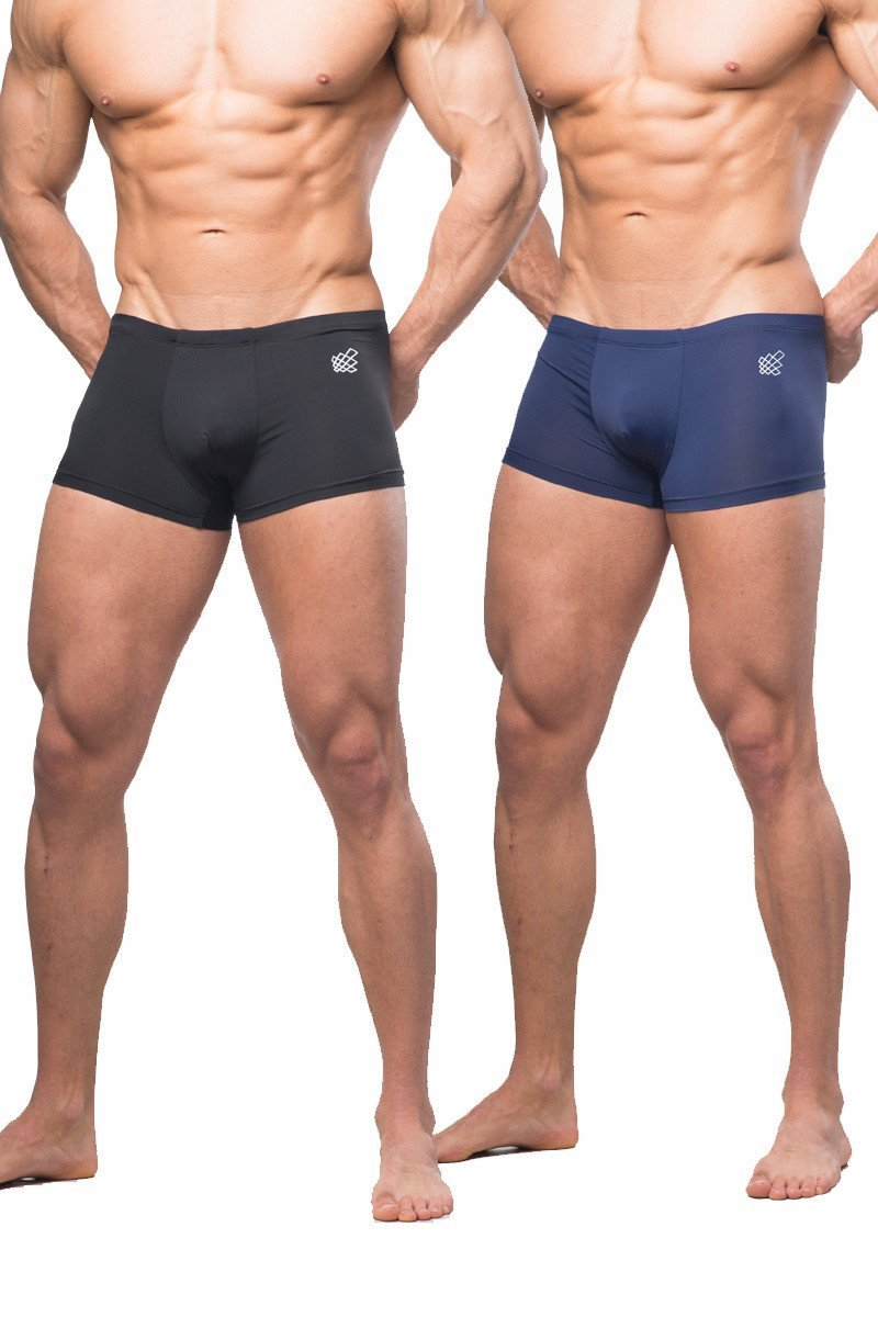Jed North Men's Workout Performance Underwear for Gym and Exercise Tank029P