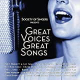 Society Of Singers Presents: Great Singers/Great Songs