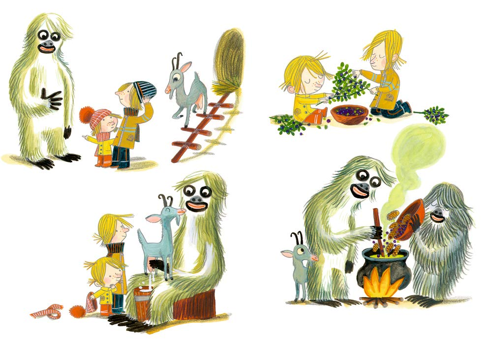 Yeti Pleki Plek: Amazon.es: Eva Susso, Benjamin Chaud, Karl-Axel Daude: Libros en idiomas extranjeros