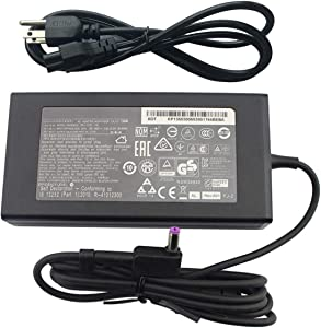Genuine Ac Adapter AK.135AP.020 PA-1131-16 ADP-135KB t Power Supply 135w 19V 7.1A Charger for Acer Aspire 7 5 a715-71g a717-71g a715-72g a717-72g v5-591g a715-71 a715-72 t6000 a517-51g a517-5 Charger