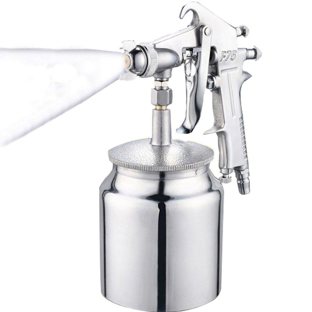 LUBAN Hot Sale 400ml 1.5MM Nozzle Professional Spray Gun Mini Air Paint Spray Guns Airbrush for Painting Car