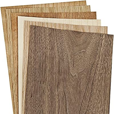Domestic Variety 3 Sq. Ft. Veneer Pack