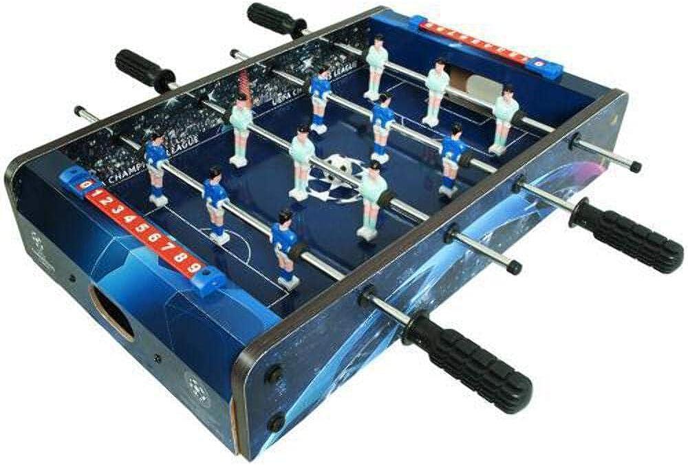 UEFA Champions League - Juego de Mesa de fútbol (50,8 cm): Amazon.es: Ropa y accesorios