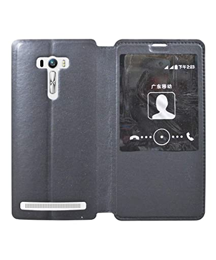 in stock 1d84d 996f5 COVERBLACK Flip Cover for Asus Zenfone Selfie: Amazon.in: Electronics