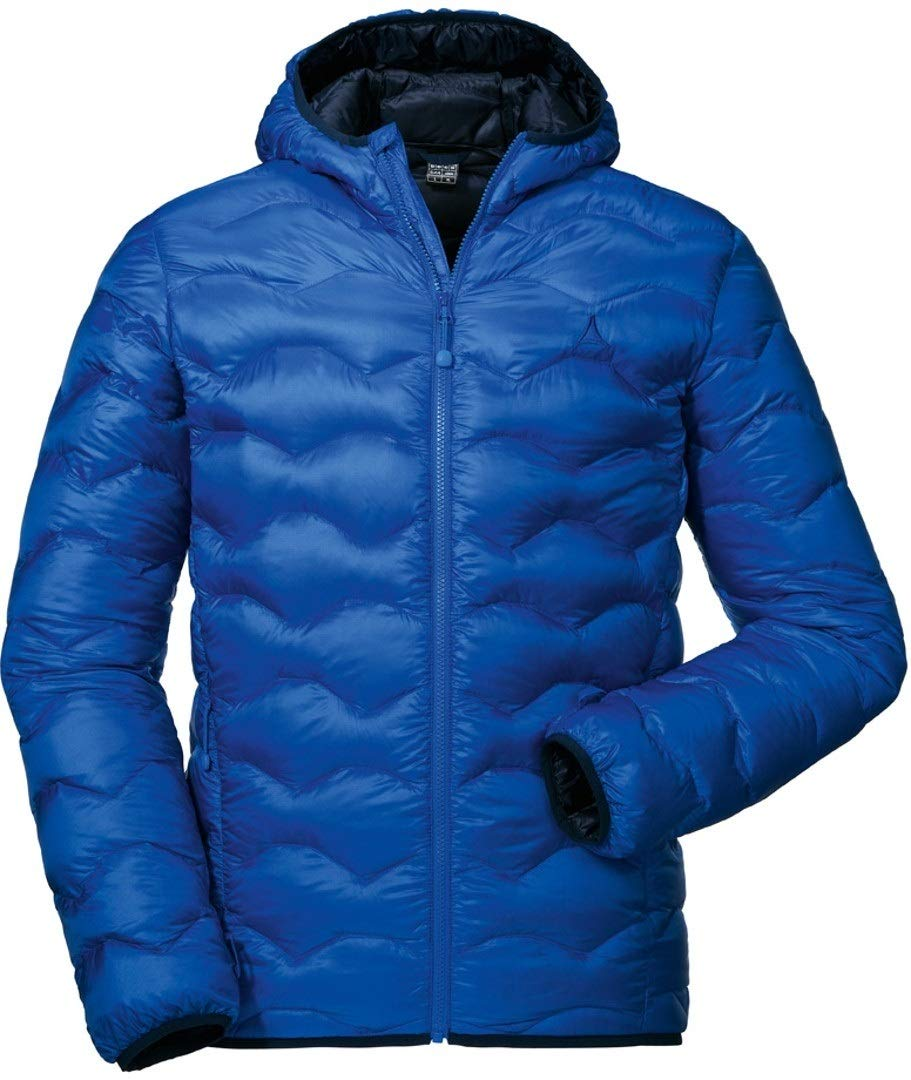 Schöffel Down Jacket Keylong1 - Princess Blue