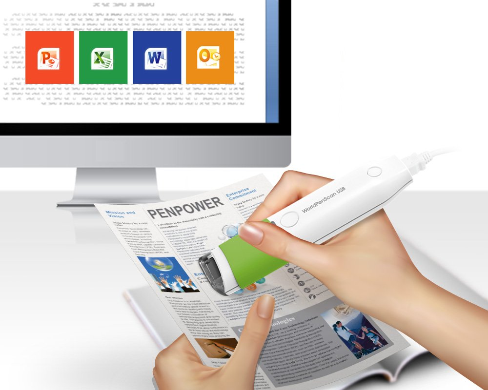 Penpower USB SE Pen Scanner and Translator for Windows PC and Mac by PenPower (Image #6)