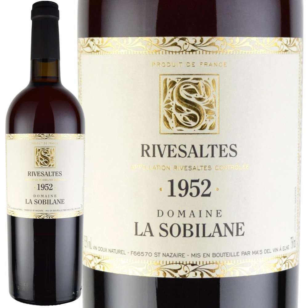 1952年 ワイン ドメーヌラソビレーヌ / リヴザルト 750ml [正規輸入品]  B079N6W2GN