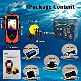LUCKY Portable Fish Finder Handheld Kayak Fish