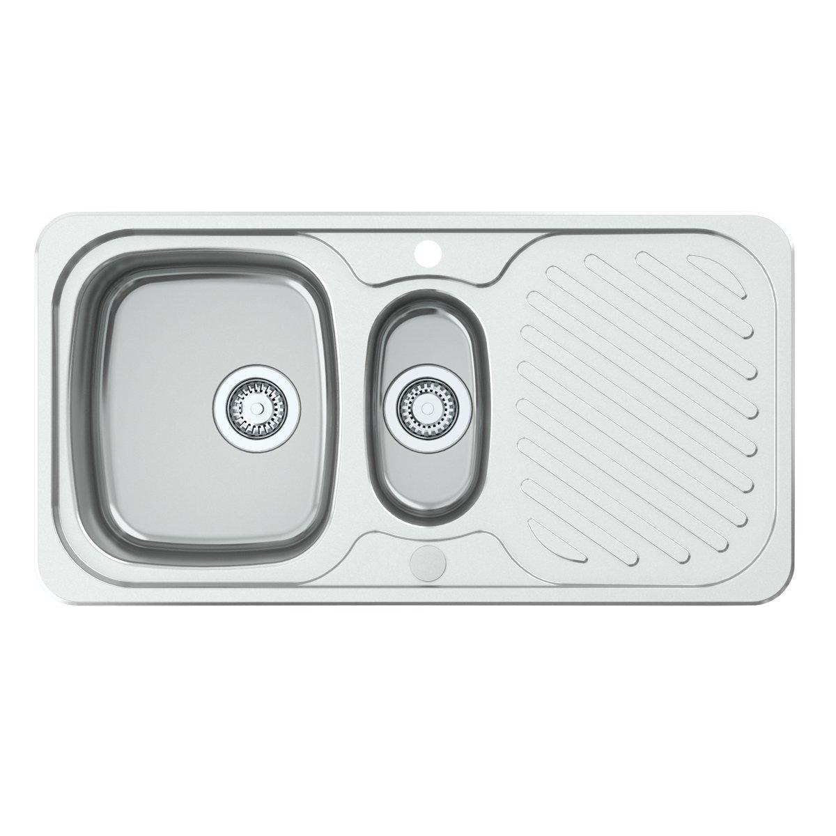 Tolle Küchenspüle Drain Installations Bilder - Küchen Design Ideen ...