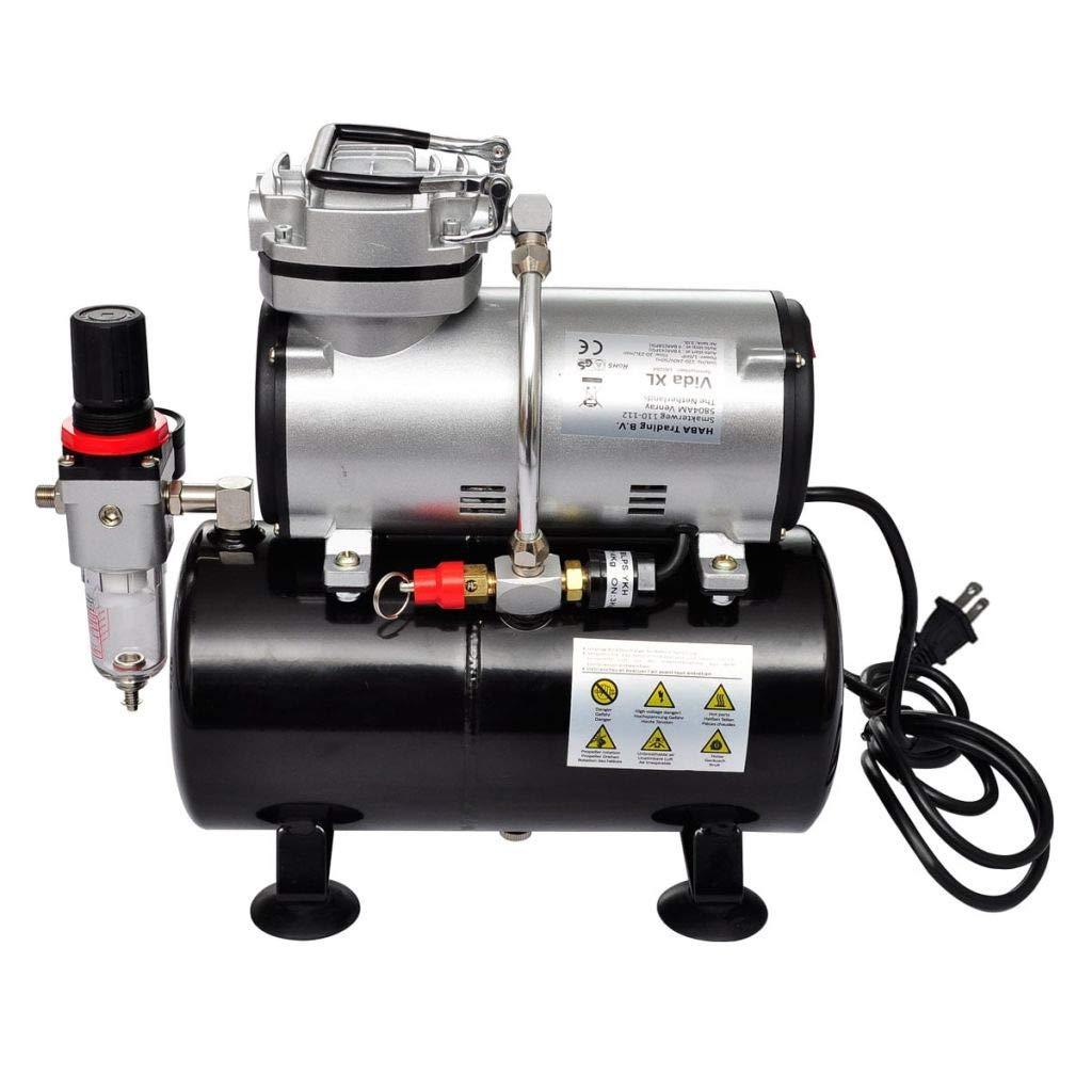 Amazon.com: SKB family Airbrush Compressor Set with 3 Pistols 1 x 5.9