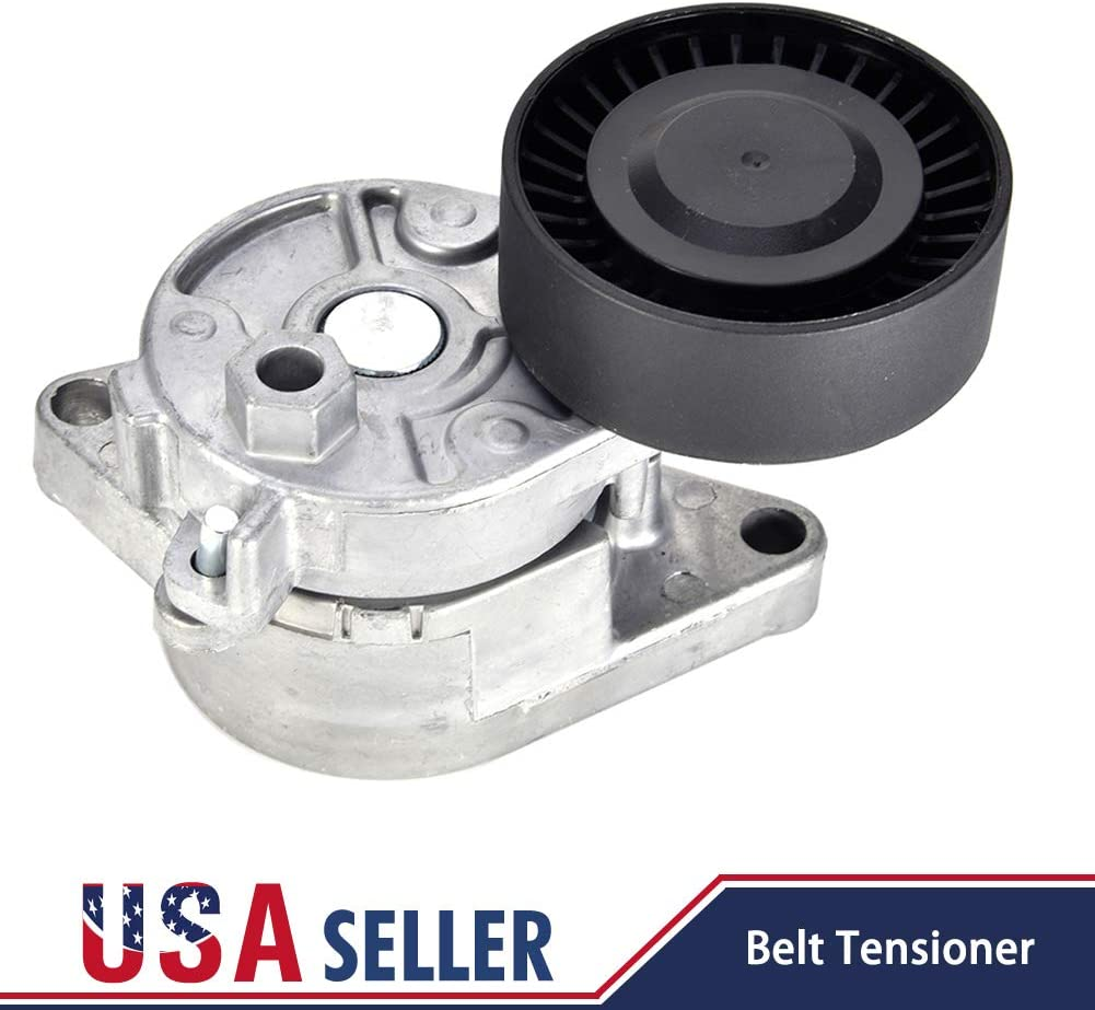 Ai CAR FUN Serpentine Belt Tensioner Pulley for Buick Chevrolet,Idler Pulley Auto Parts /& Accessories OEM 25195388