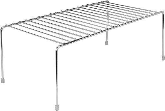 Armario Estante Estante de alambre | Estante de cocina | Estantería | Debajo del fregadero | Estante de platos y tazas | Tidy Organizer Stand | M&W: Amazon.es: Hogar