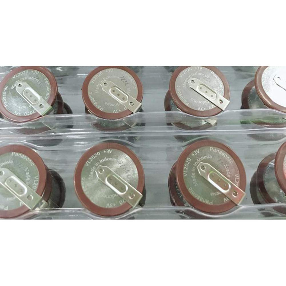 FairOnly VL2020 Batteria al Litio per Telecomando Auto per BMW 1 3 5 3 V