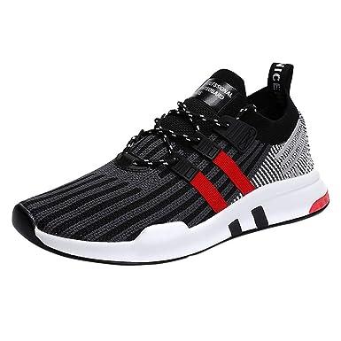 Zapatillas de Running para Hombre,JiaMeng Transpirable ...