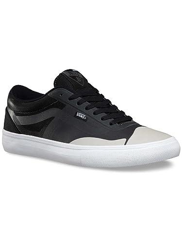 Vans Chaussures Gilbert Crockett (Suede) Noir/Noir Taille: 42.5  Gr. 43 KOu5peCE8