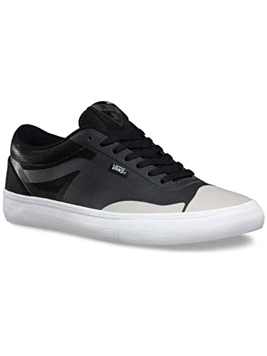 0ff8412c54 Image Unavailable. Image not available for. Color  VANS Av RapidWeld Pro  Womens 8 Mens 6.5 Black Silver Skate Shoes