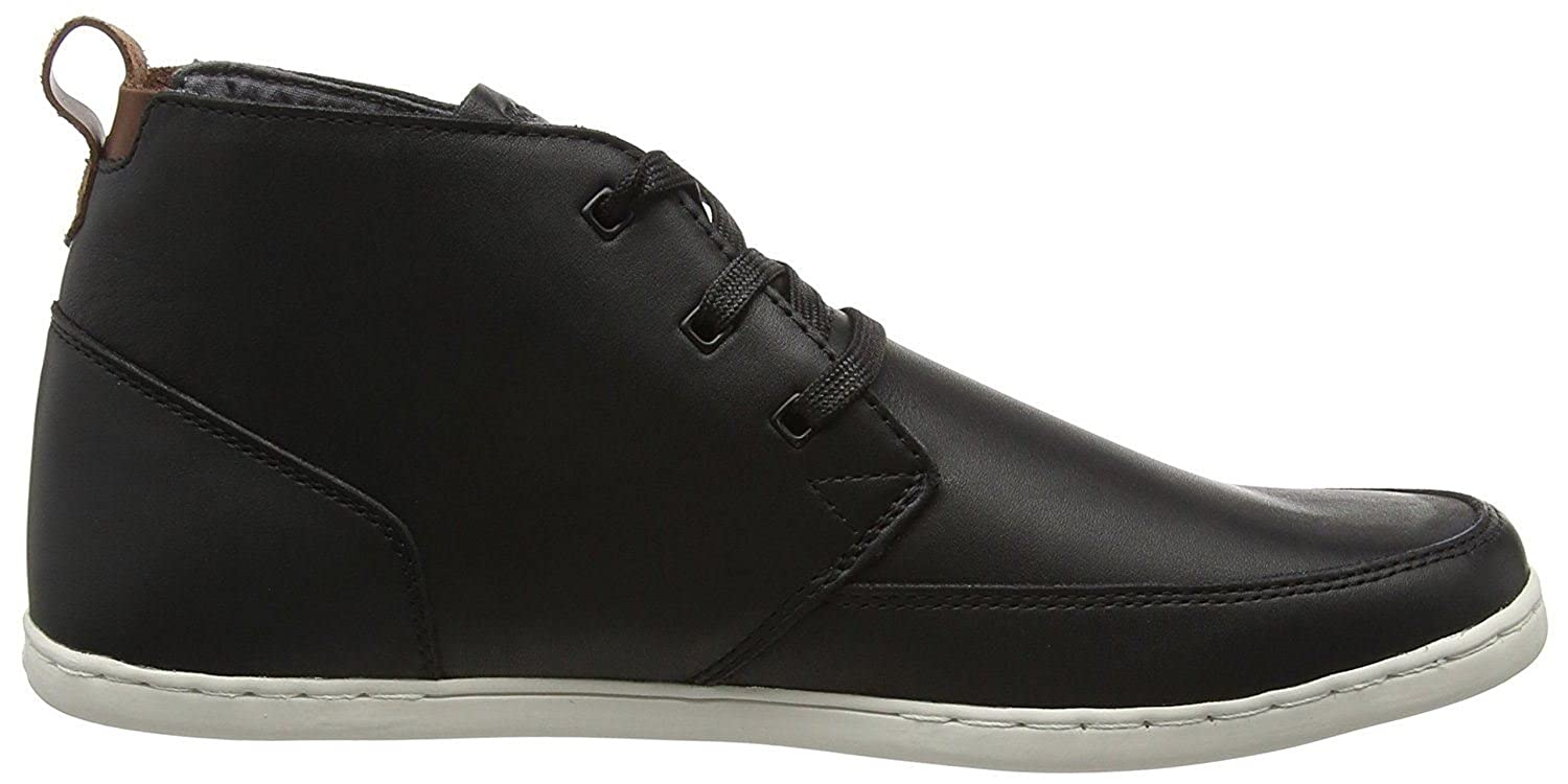 Mens Symmons Trainers, Black Boxfresh