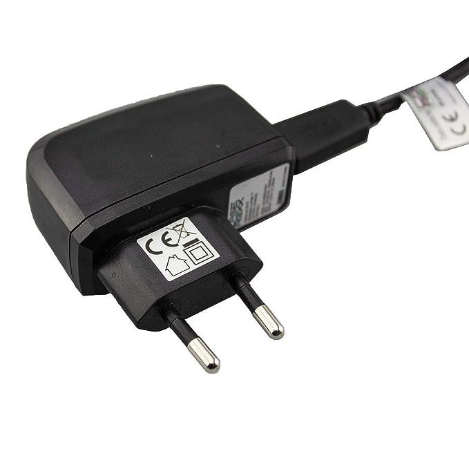 Cargador/Adaptador de Carga + Cable para Blackview,ZTE BV6000, Cargador Fuente de alimentación para Cargar el móvil (Cable Flexible y Estable en ...