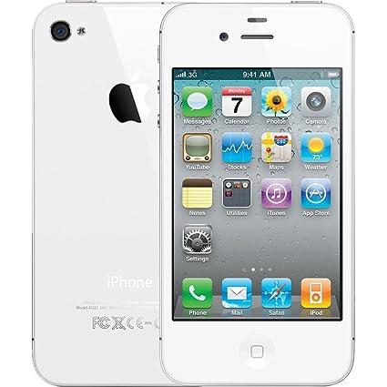 Apple iPhone 4 16GB (White) Smartphones at amazon