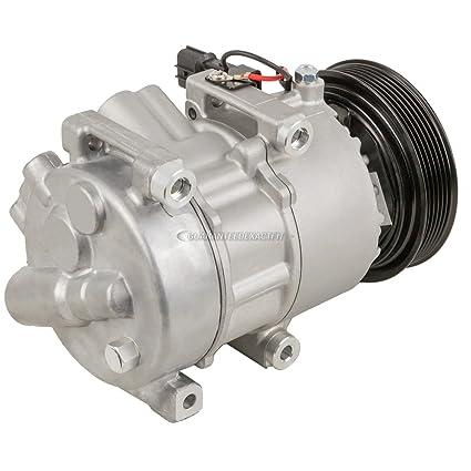 Amazon.com: AC Compressor & A/C Clutch For Hyundai Tucson & Kia Sportage - BuyAutoParts 60-03377NA New: Automotive