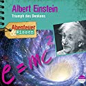 Albert Einstein: Triumph des Denkens(Abenteuer & Wissen) Hörbuch von Berit Hempel Gesprochen von: Volker Risch