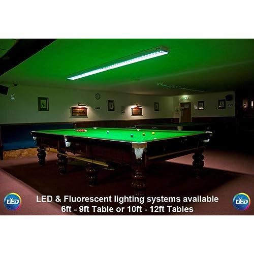 Bon Professional Tournament Snooker, Pool, Billiard Table LED Lighting/Light  Fitting (5FT LED