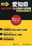 愛知県公立高校入試問題 29年度用