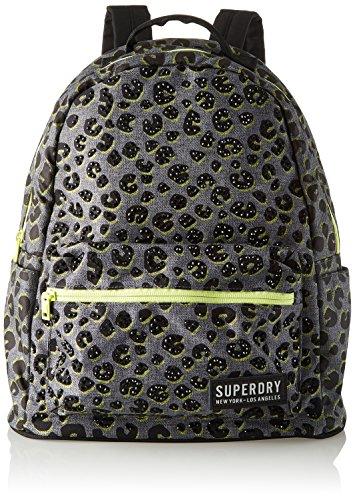 Tropics Women's Marl Multicolour Superdry Midibackpack Grey Backpack pYFfqYwdx