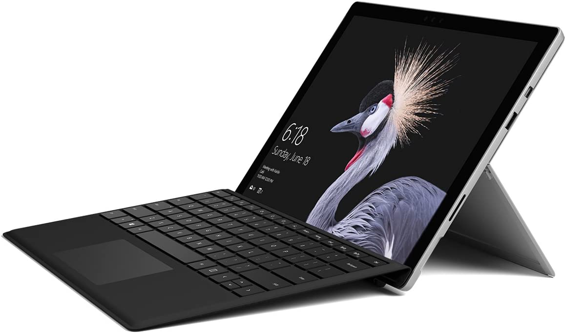 Microsoft Surface Pro (Intel Core i5, 4GB RAM, 128 GB) with Black Type Cover