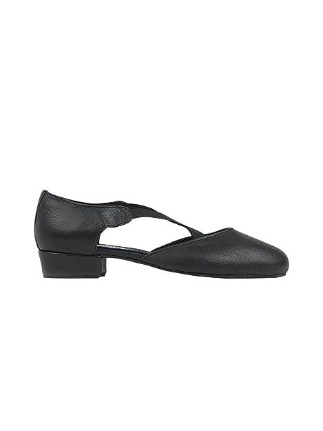 Rumpf Zapatillas de Danza Para Mujer, Color Negro, Talla 40