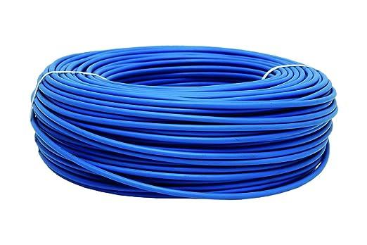 1 x 2.5 mm Negro Cofan 51002564N Rollo de Cable 100 m