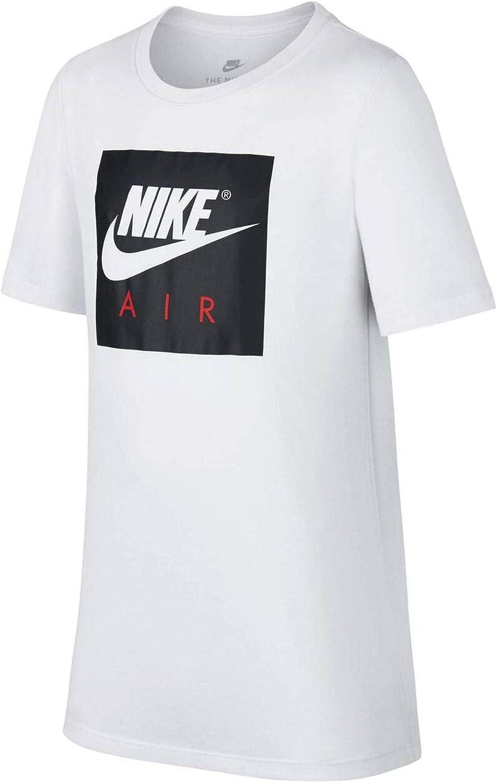 Nike Ragazzo Sportswear Tee Air Logo Maglietta Ragazzo Jungen Sportswear Tee Air Logo
