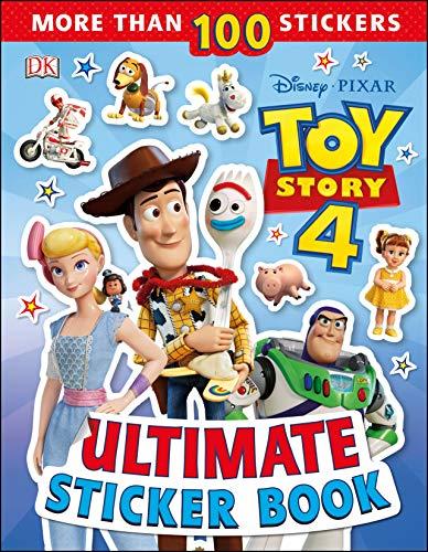 Ultimate Sticker Book: Disney Pixar Toy Story 4 -