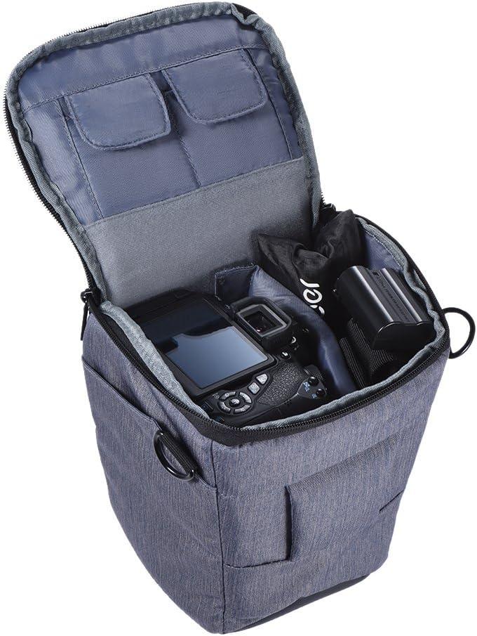 Andoer Portable Bolsa Caso Mochila Caja de la Cámara para 1 Cámara ...