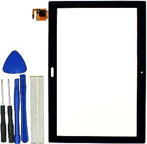 klesti Tablet Replacement Digitizer Screen Parts for Lenovo Tab 4 10 Plus/TB-X704(Black)
