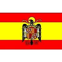 Gran Bandera de España Franco150 x 90 cm