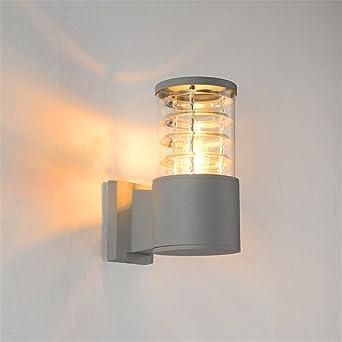 Sisanlai Lampe De Mur Haut Bas Wall Lights Bar Extérieur Lampe