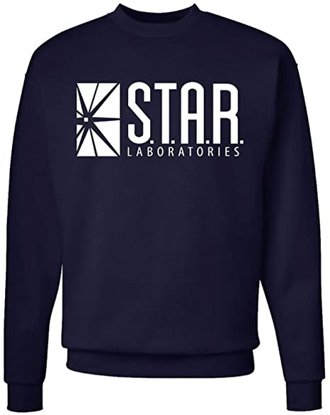 5edd070d60bad Star Laboratories Star Labs Sweatshirt Sweater Crew Neck Pullover - Premium  Quality