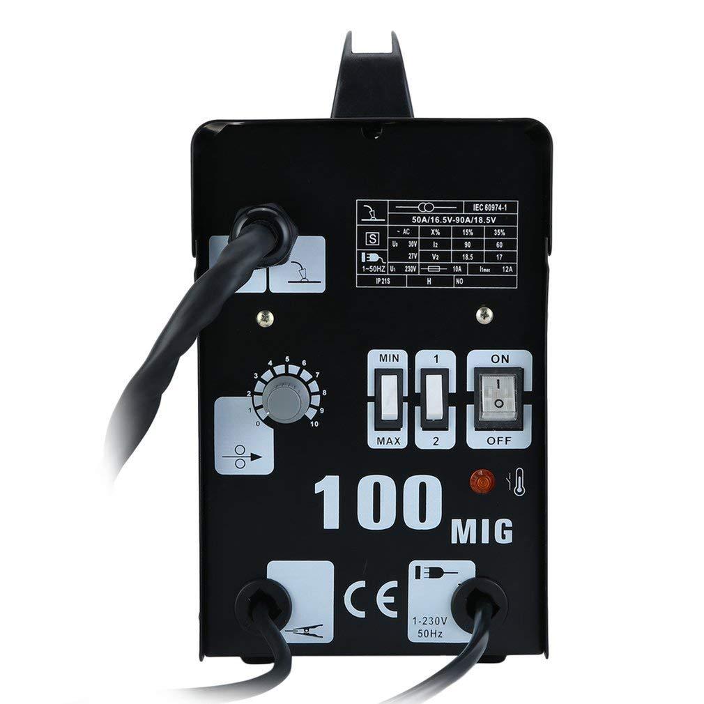 MIG Welding Machine Inverter 120AC 230V 50//60HZ Wire Welder