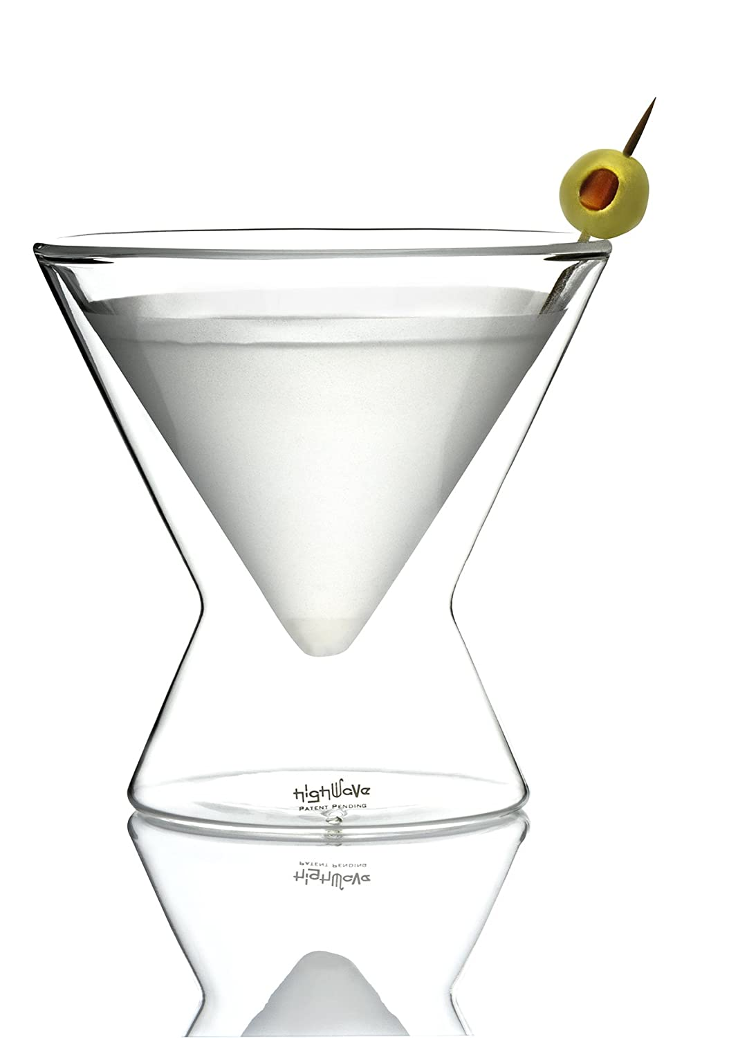 Highwave WM0600 La Martini Glass, 8 oz, Clear