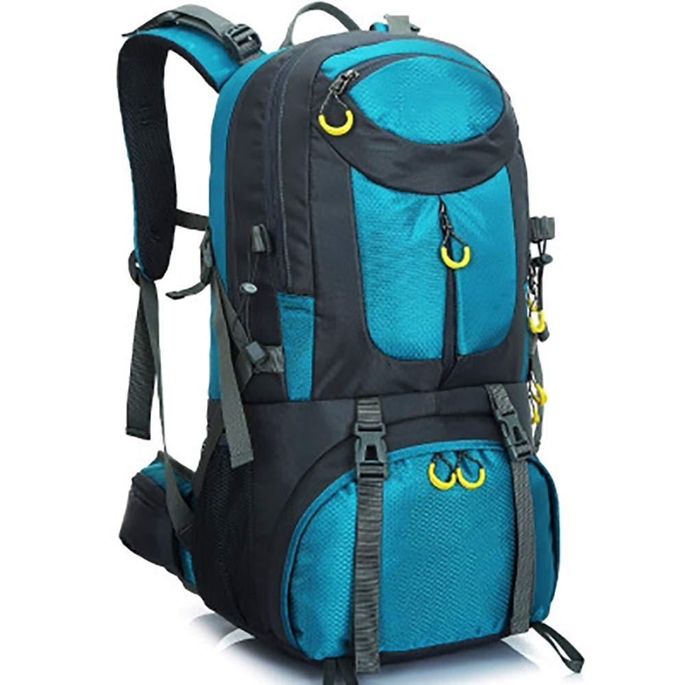 53278cceb976 Amazon.com: ZZSH Waterproof Hiking Camping Backpack Fishing ...