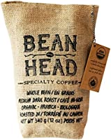 Up to 25% off Bean Head organic coffee & coffee pods