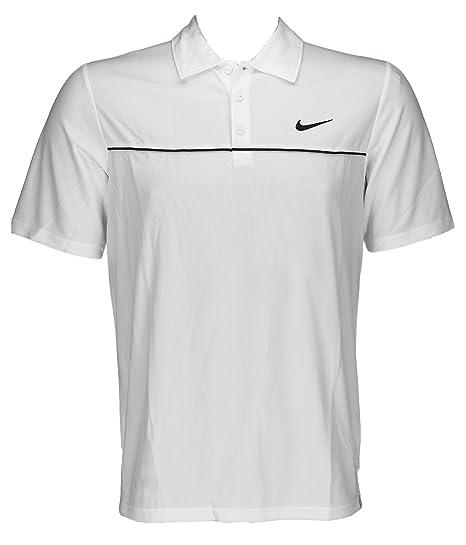 Nike Tenis Golf Sportshirt N.E.T Limited UV Polo Hombre 100 Art ...