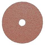 Jet 502404-4 X 5/8 A50 Aluminum Oxide Resin Fibre Sanding Disc (Package of 25)
